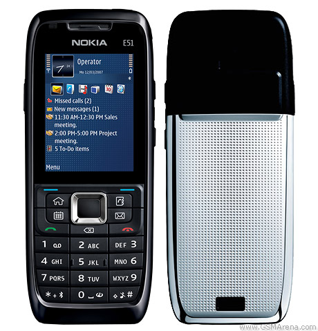 Nokia E51 camera free pictures  official photos