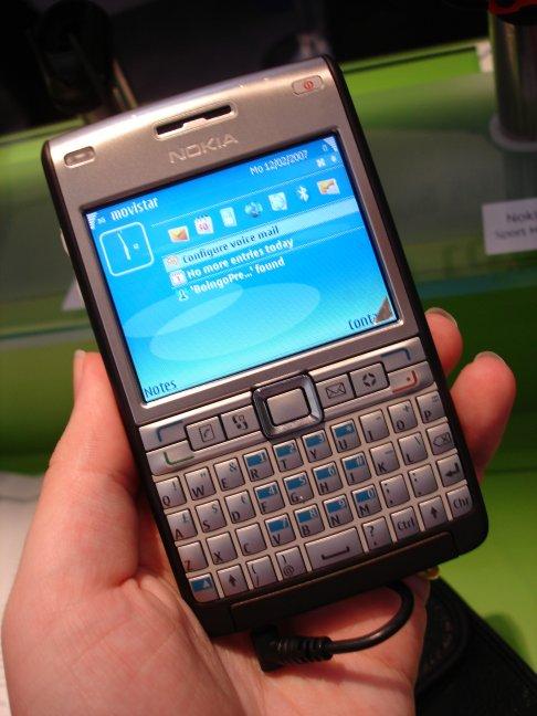 Nokia E61i Preview