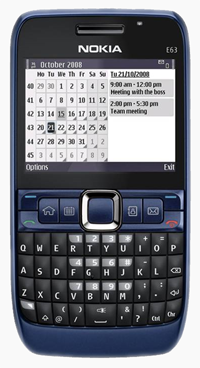 Nokia E63   Wikipedia  the free encyclopedia