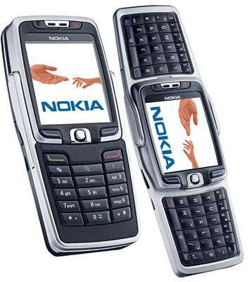 Nokia E70 phone photo gallery  official photos