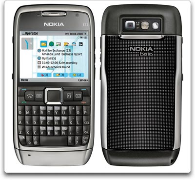 Amazon com  Nokia E71 Unlocked Phone with 3 2 MP Camera  3G  Media