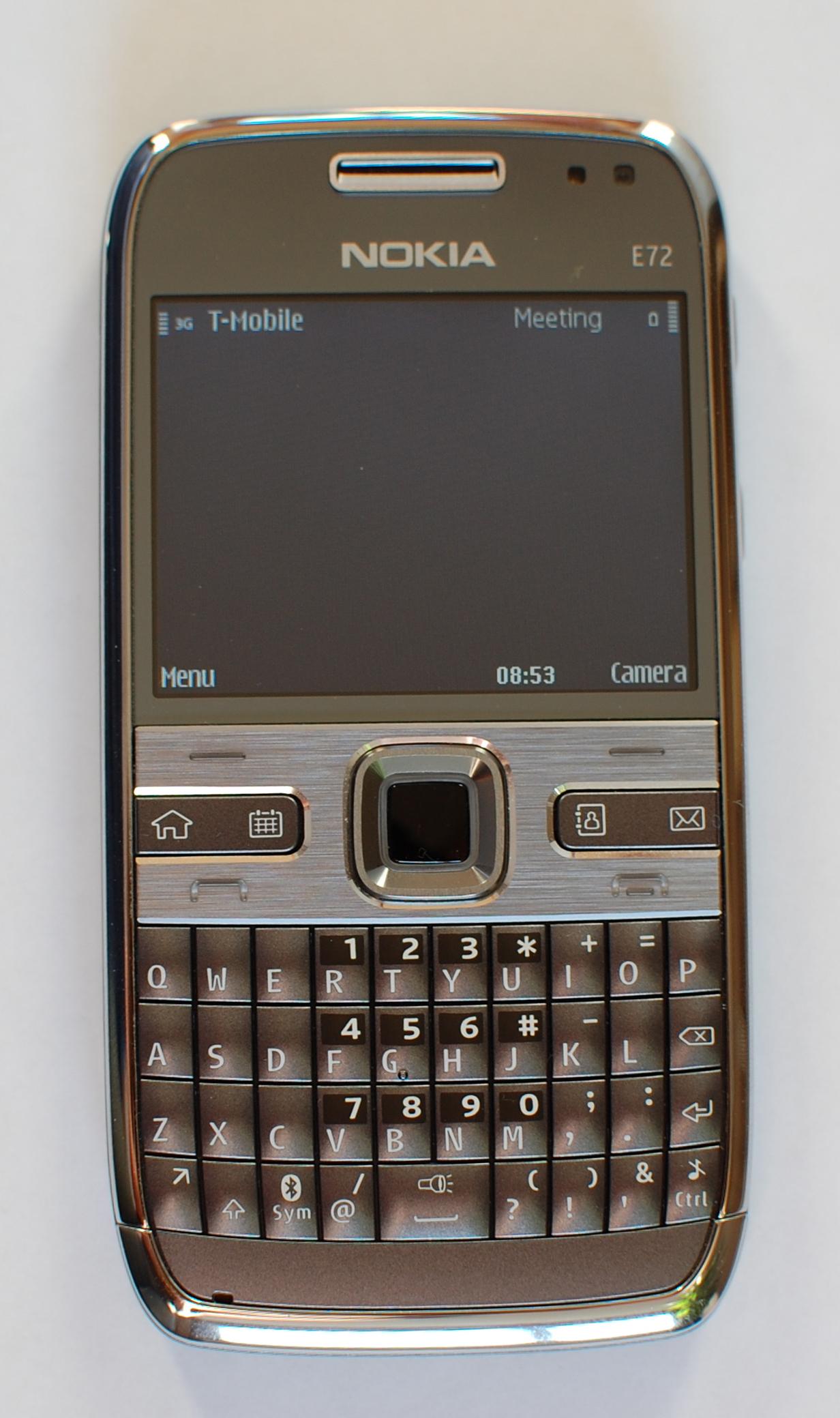 Nokia E72     Wikipedia  wolna encyklopedia
