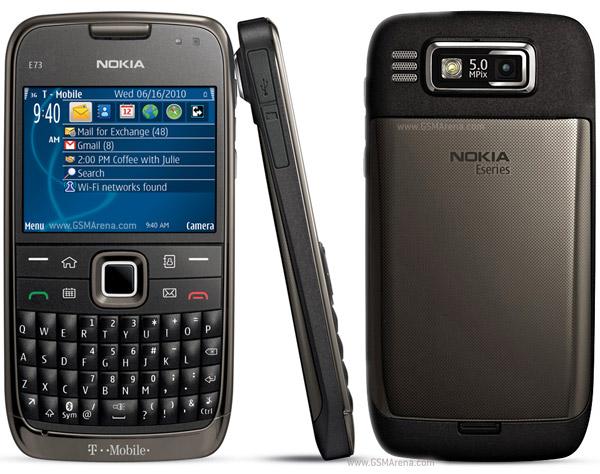 Nokia E73 Mode pictures  official photos