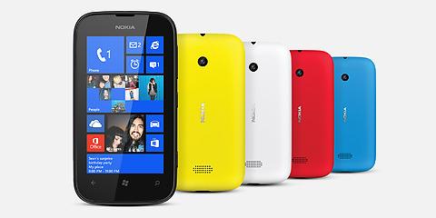 Nokia Lumia 510   Windows Phone with Microsoft SkyDrive   Nokia