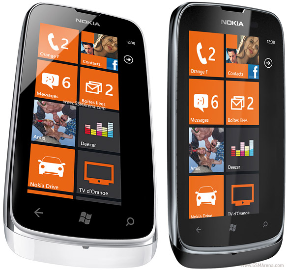 Nokia Lumia 610 NFC pictures  official photos