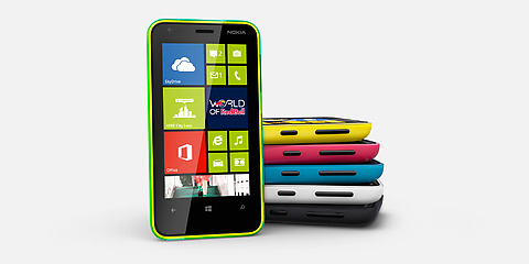 Nokia Lumia 620   Windows Phone 8 with MS Office   Nokia