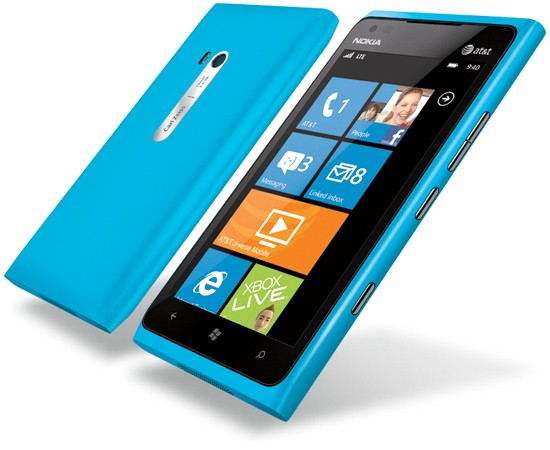 Nokia Lumia 900 official  4 3 inch ClearBlack AMOLED  4G LTE