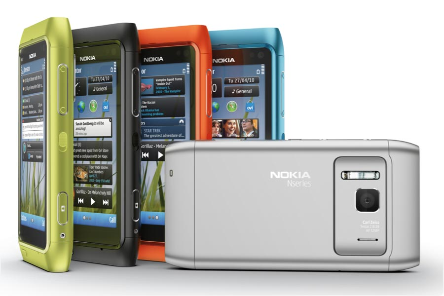 Amazon com  Nokia N8 Unlocked GSM Touchscreen Phone Featuring GPS