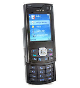 Nokia N80 Review Rating   PCMag