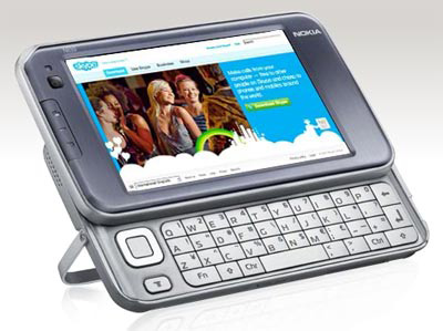Amazon com  Nokia N810 Portable Internet Tablet  Electronics