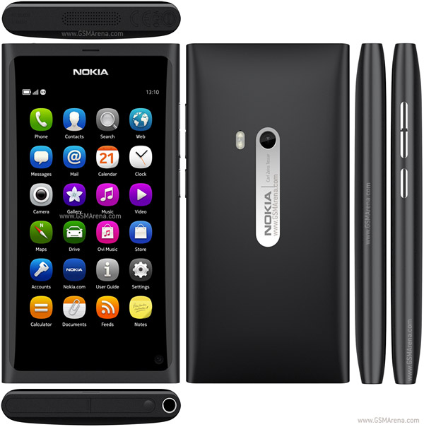 Nokia N9 pictures  official photos