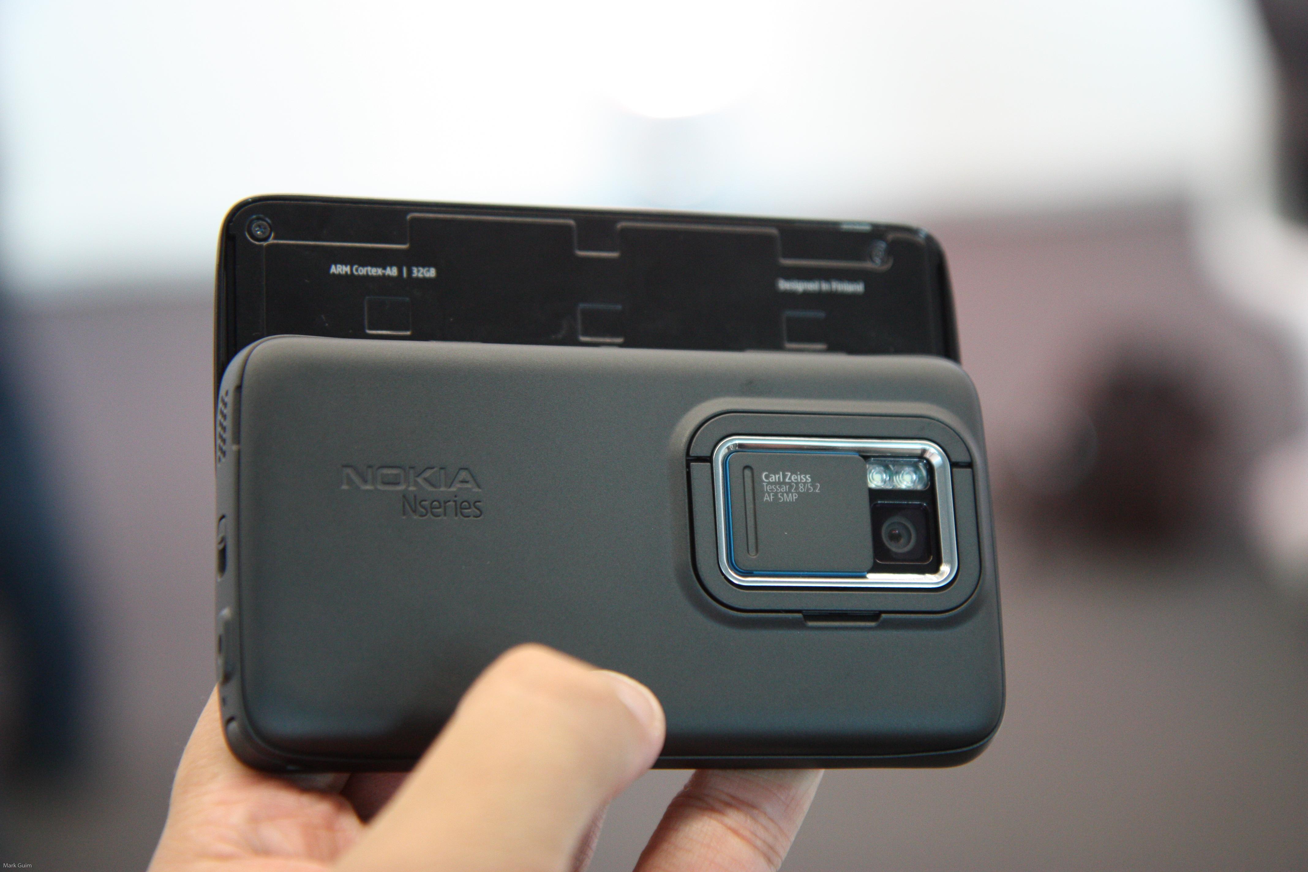 Nokia N900 showing up live on Twitter   SlashGear