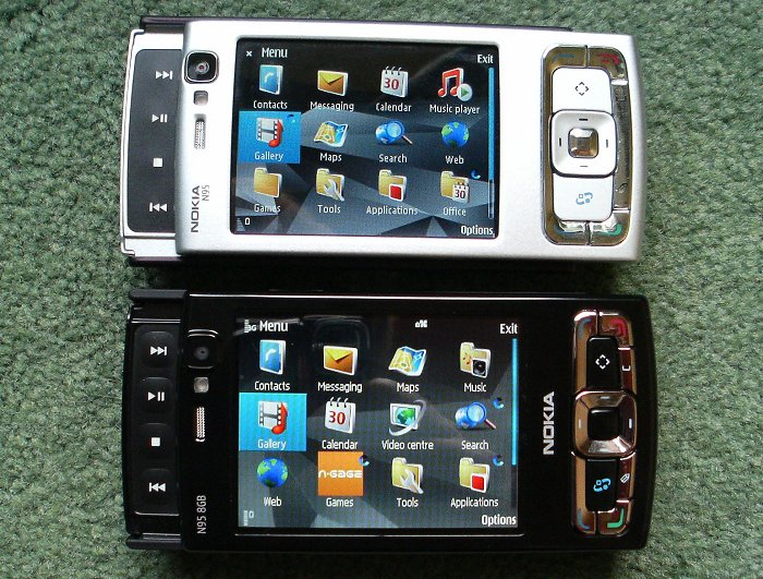 Nokia N95 8GB review   All About Symbian