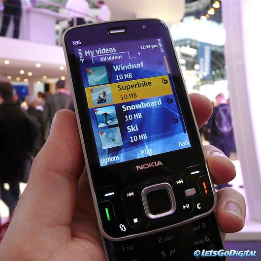 Nokia N96   LetsGoDigital