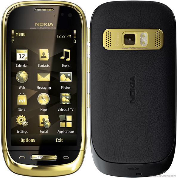 Nokia Oro pictures  official photos