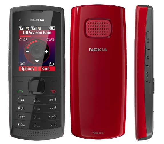 Nokia X1 01 Dual SIM music phone announced