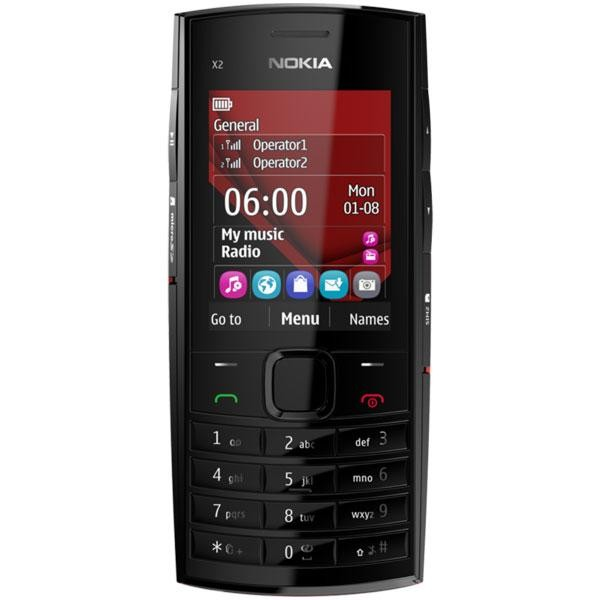 Nokia X2 02 price in India as on on Oct 07  2013   Specs Review