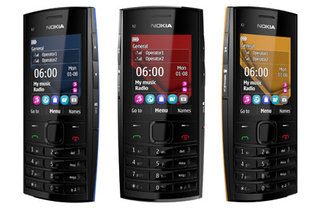 Nokia X2 02 unveiled  affordable music centric dual SIM phone