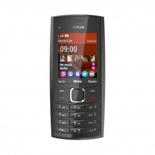 Launch  Nokia C2 05 and Nokia X2 05     looks and power  for less