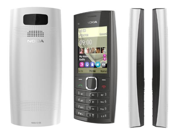 Nokia X2 05   HD Wallpapers Inn