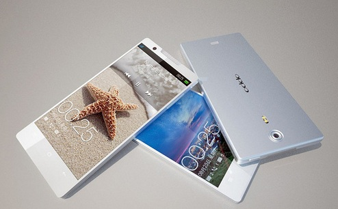 Oppo Find 5  X909  Android Phone to be Unveiled in Beijing   Specs