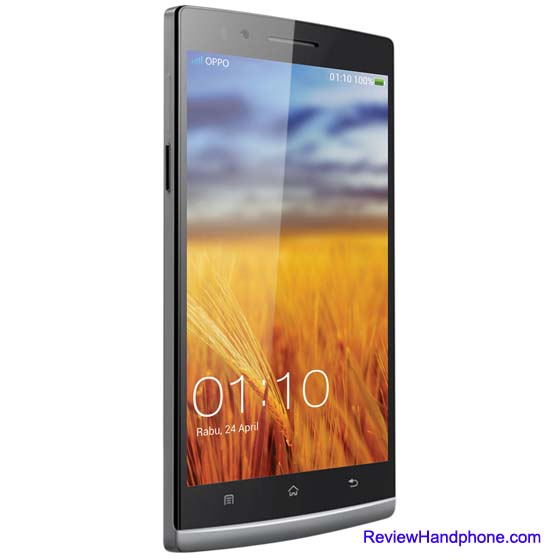 Review OPPO Find 5 X909 lengkap