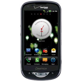 Verizon Unveils  99 LTE Smartphone  Pantech Breakout   News