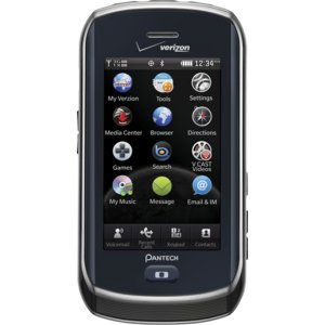 Verizon Wireless Cell Phone   Pantech Crux   Wirefly