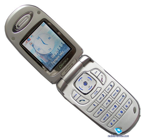 Mobile review com Review GSM phone Pantech G200