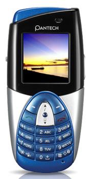 Pantech GB300 phone photo gallery  official photos