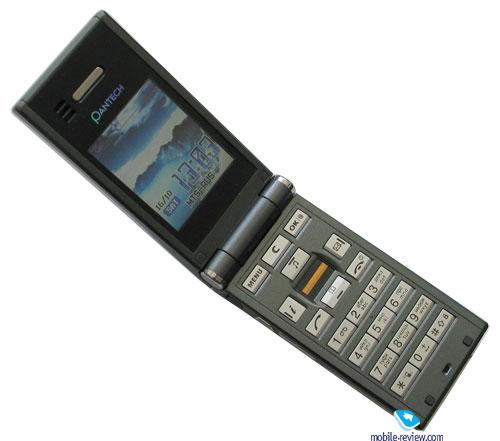 Mobile review com            GSM                  Pantech GI100