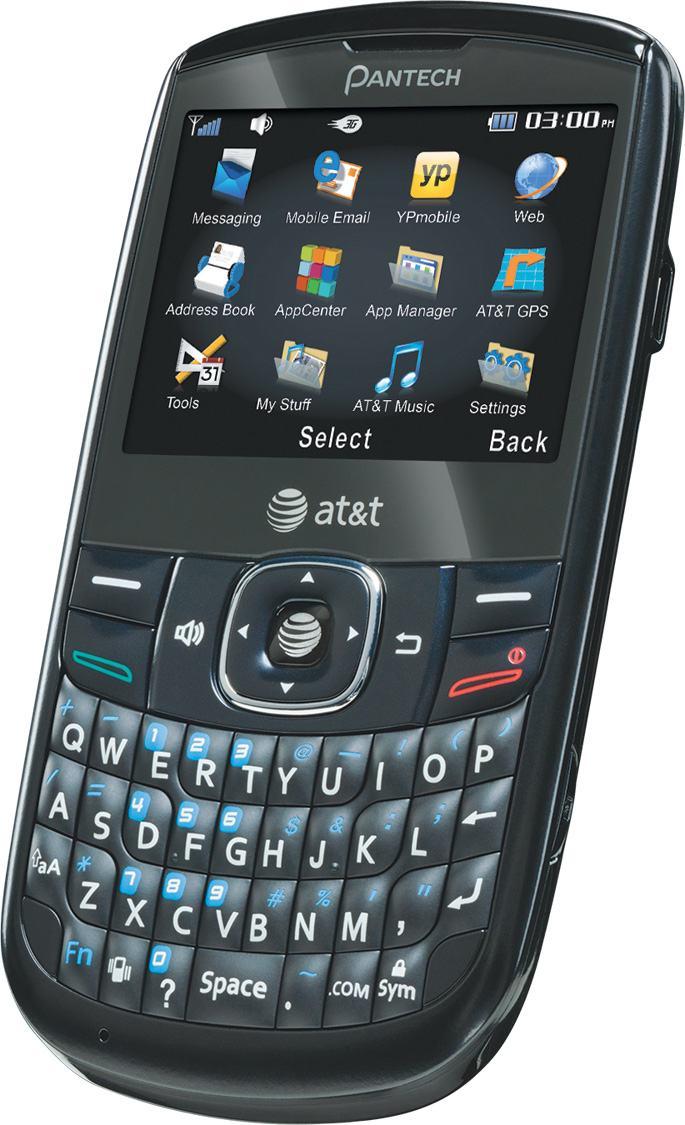 Amazon com  Pantech Link II Phone  ATT   Cell Phones Accessories