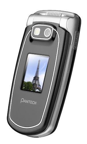 Pantech PG 3500 in France