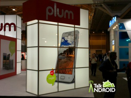 Hands on with the Plum Orbit  Capacity  and Mighty Smartphones