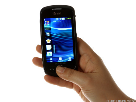 Samsung Solstice II SGH A817 Review   Watch CNETs Video Review