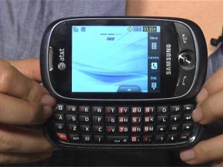 Samsung Flight II SGH A927  ATT  video   CNET TV