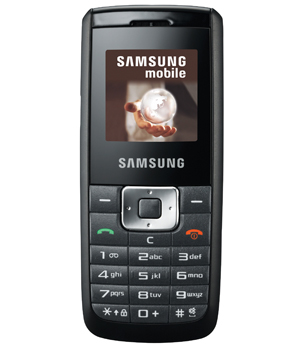Samsung B130  Its only a fiver  guv   CNET UK