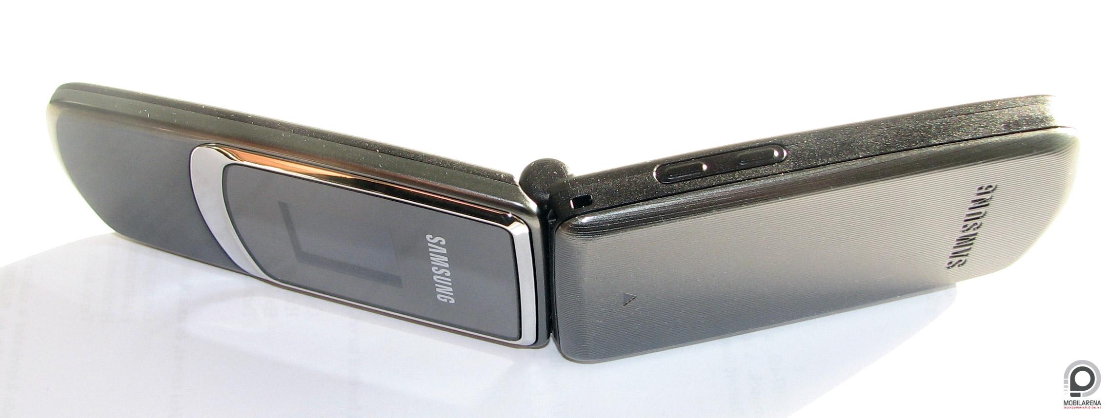 Samsung B320   small guy with nitro   Mobilarena MobileArsenal