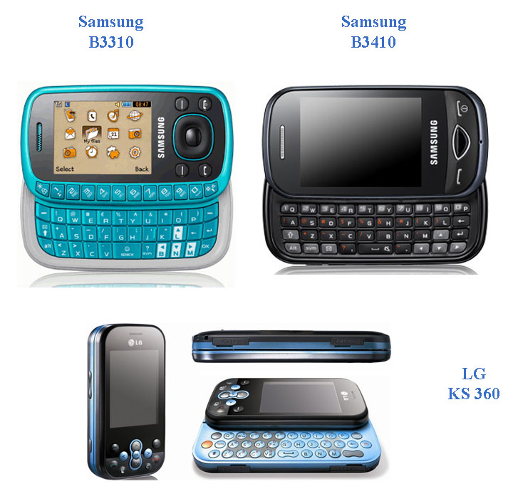 New Old Samsung B3410 Mobile Phone   Technorati Gadgets