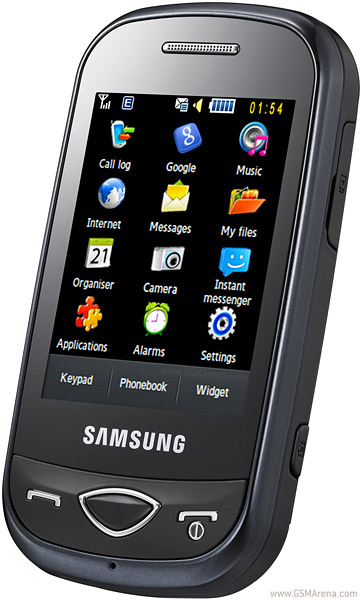 Samsung B3410 pictures  official photos
