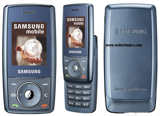 SAMSUNGs Digital World   GSM   SGH B500  SAMSUNG SGH B500 is