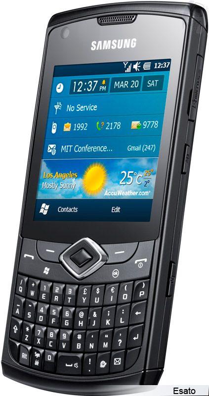 Samsung B7350 Omnia Pro 4 picture gallery