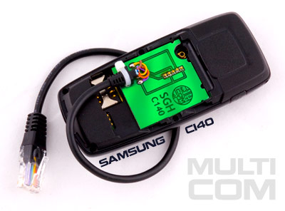 Cable for Samsung C140 NSPRO Box