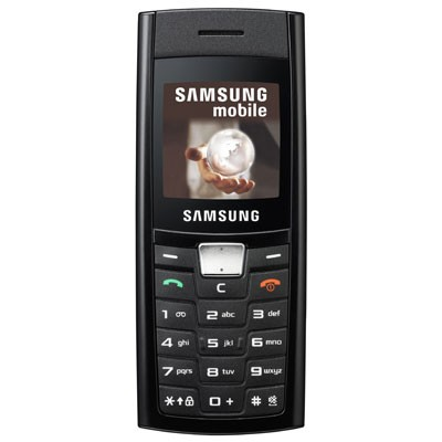 Samsung C180 phone photo gallery  official photos