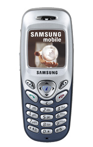 Samsung SGH C200 Specifications