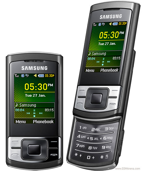 Samsung C3050 Stratus pictures  official photos