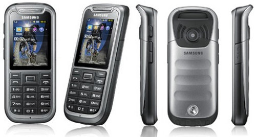 Samsung C3350 pictures  official photos