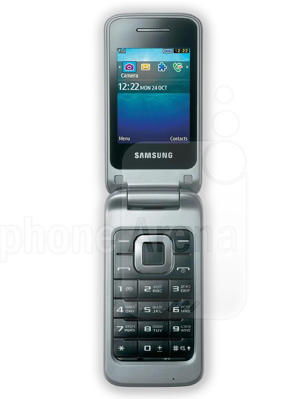 Samsung C3520 specs