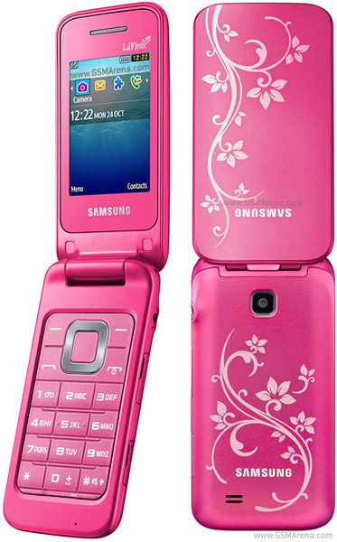 Samsung C3520 pictures  official photos