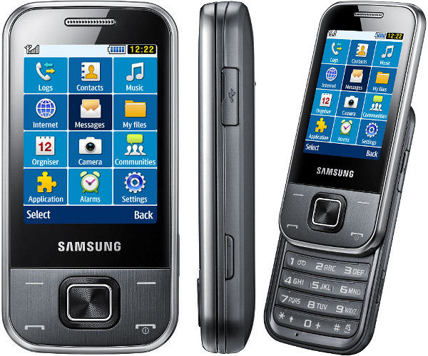 SAMSUNG GT C3750 UNLOCKED GSM PHONE